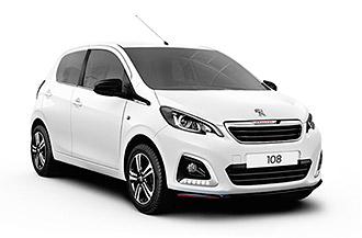 Peugeot 108  oder ähnlich | Klein