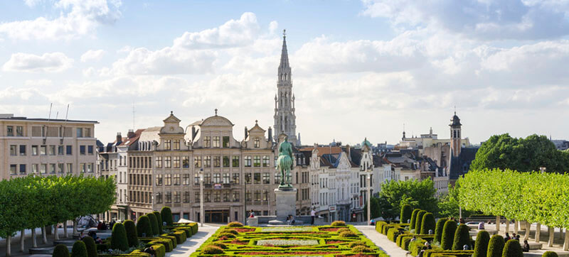 Car hire in Brussels
