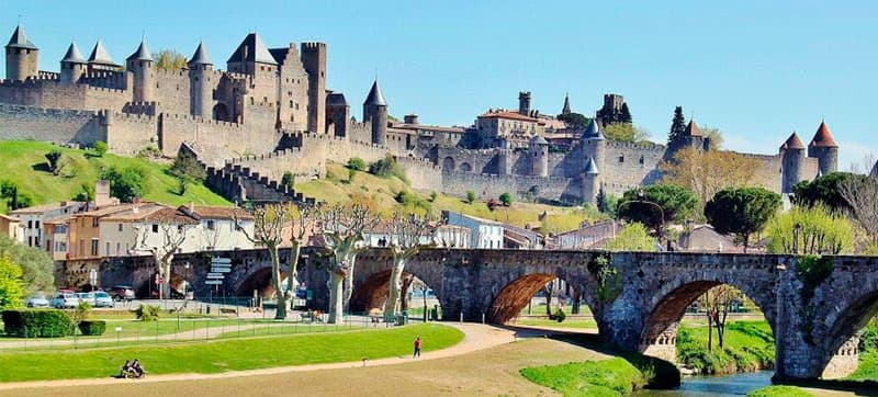 Car hire in Carcassonne