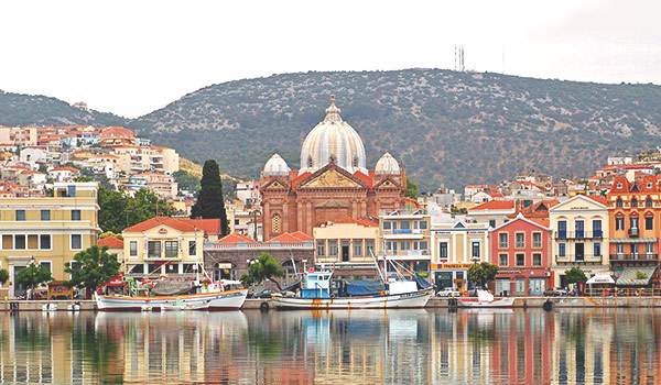 Car hire in Lesvos   Mytilini