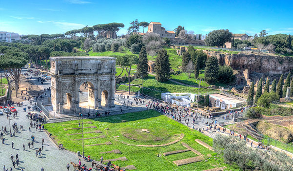 Car hire in Rome Ciampino