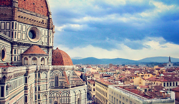 Car hire in Florence