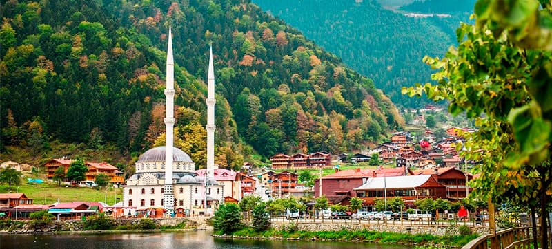 Car hire in Trabzon
