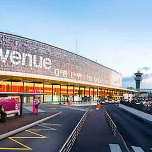 Car hire in Paris Airport