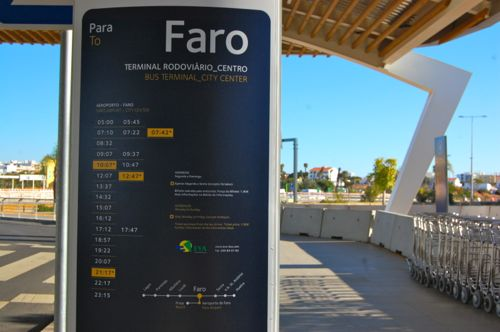 Writer for hire faro airport