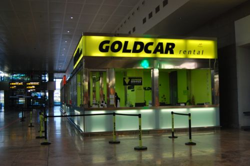 Collecting A Car Hire From Alicante Airport
