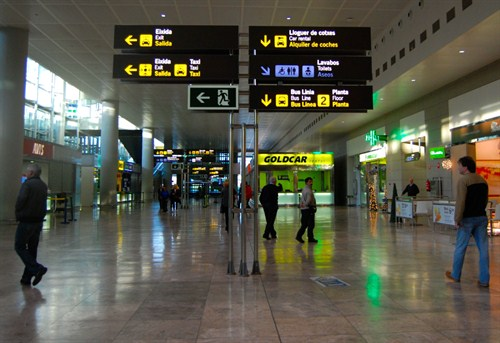 Carjet Car Hire Alicante Airport