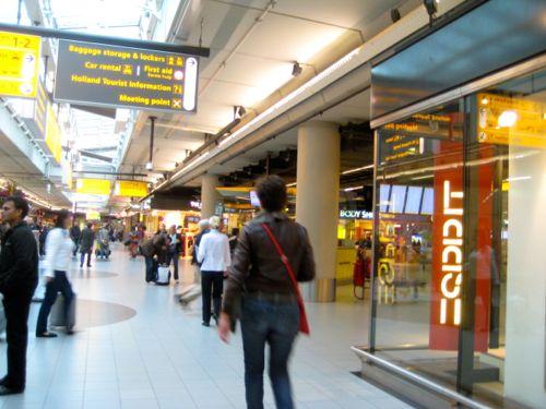 Hertz Car Hire Amsterdam Airport