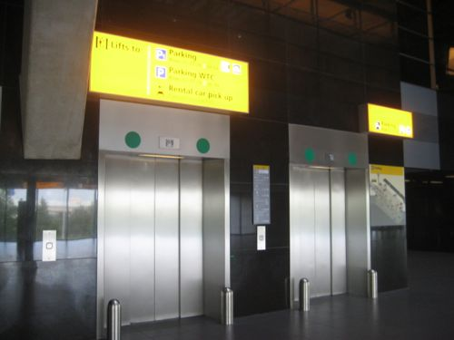 Automotive Lift Rentals : Collecting a car hire at amsterdam airport schiphol