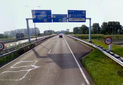 Schiphol Car Rental Return Europcar