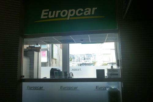 Car Hire Antwerp Train Station