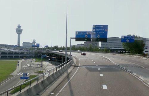 Avis Car Hire Schiphol Airport