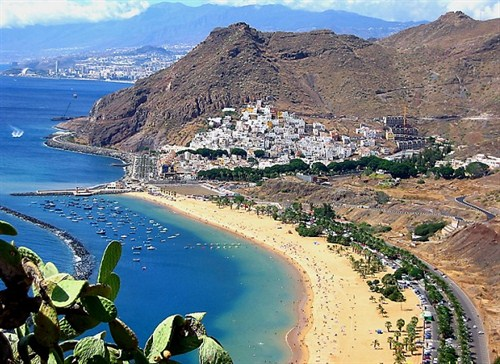 Beautiful beaches in the largest of the Canary Islands - Tenerife, Tenerife car hire