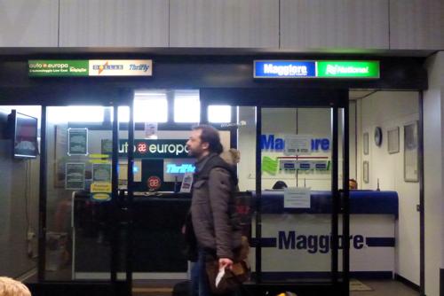 Maggiore Car Rental Rome Airport