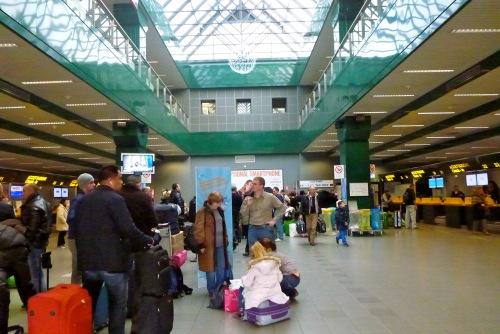Airport Orio Al Serio : Departing from bergamo airport