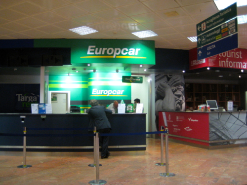 Collecting Your Car Hire From Bologna Airport