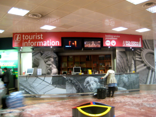 Bologna, Italy - Bologna Airport, Tourist Information - Bologna Airport car hire