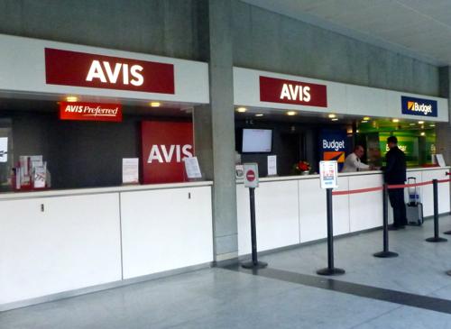 Bordeaux Airport Avis Car Hire