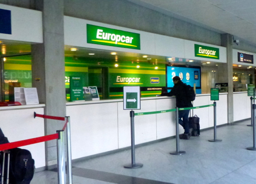 Image Result For Europcar Malaga Airport Car Hire