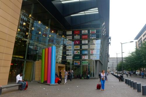 Car Hire Brussels Midi Railway Station