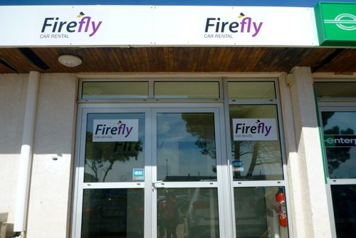 Firefly Car Rental Lisbon Airport