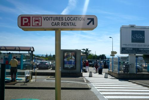 Carcassonne Airport Car Hire Alamo