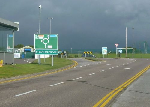 Returning A Car Hire To Cork Airport