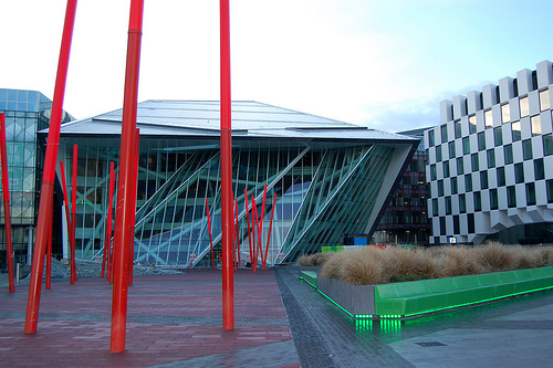 Dublin - Grand Canal Theatre, Dublin Airport car hire