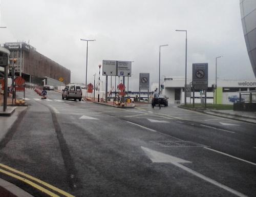 Dublin Airport Hire Car Drop Off