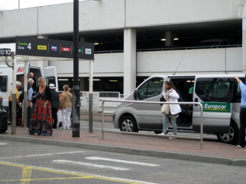 Collecting Your Car Hire At Dublin Airport