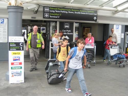 Dan Dooley Car Rental: Collecting Your Car Hire At Dublin Airport