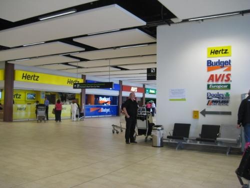 Rental car los angeles airport hertz 11