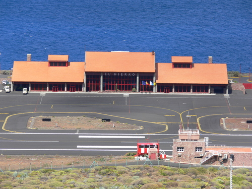El Hierro Airport, El Hierro Airport car rental