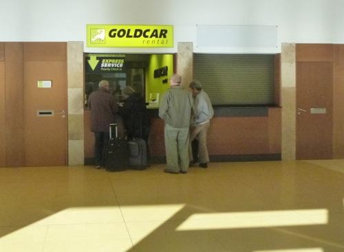Аренда авто в аликанте аэропорт голдкар испания