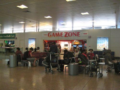 Forex glasgow airport