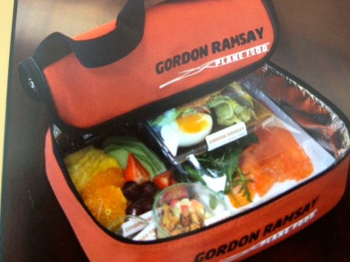 Gordon Ramsay's Plane Food at Heathrow T5 - Low-cost car hire from CarJet