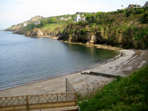 Howth beach, Ireland - Dublin Airport car hire