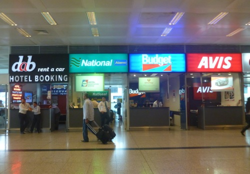 Avis Car Rental Istanbul Ataturk Airport