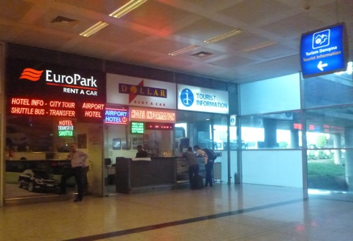 Collecting An Istanbul Airport Car Hire