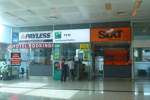 Payless Car Rental Istanbul