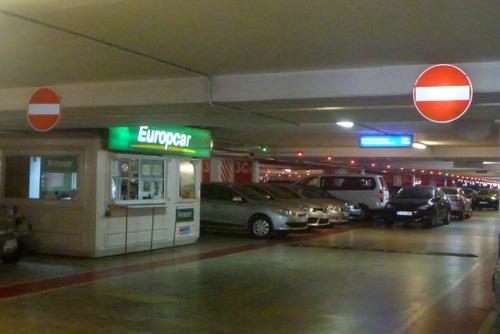 Airport Split Parking Split Airport Stock Photos Images