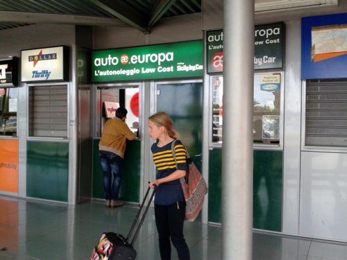 Car Hire Brindisi Airport Italy