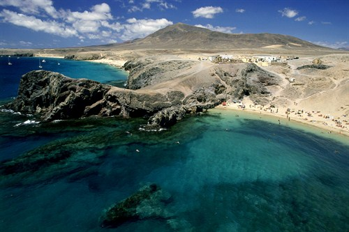 Lanzarote, Canary Islands, Papagayo - Lanzarote car hire
