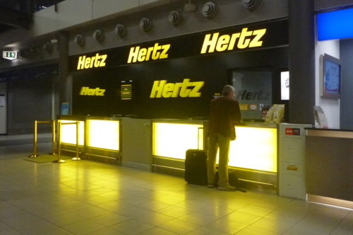 Hertz Car Rental Leipzig