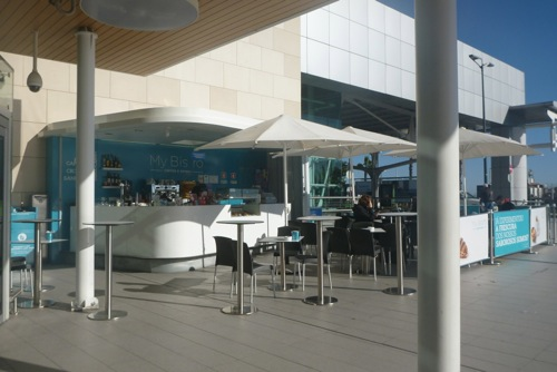 Lisbon, Portugal - Terminal 1 My Bistro - Lisbon Airport car hire