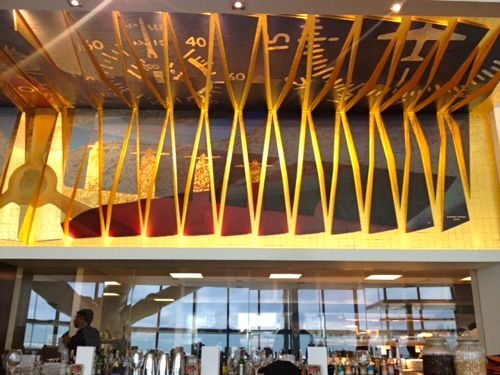 London Heathrow T5 - Gordon Ramsay's Plane Food restaurant - Low-cost car hire from CarJet