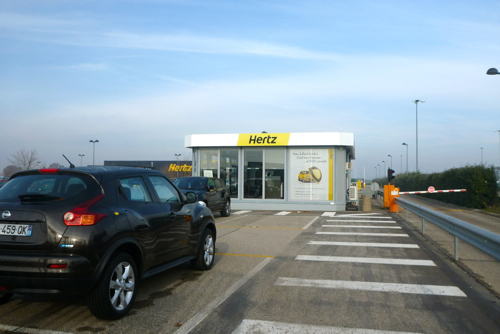 Hertz Car Rental Lyon Airport