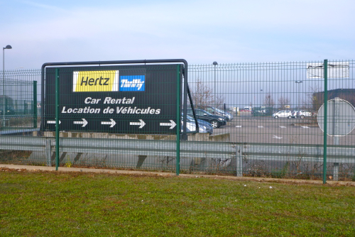 Car Rental Lyon Airport Hertz