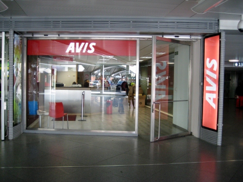 Madrid Atocha Railway Station - Avis car hire: Madrid Atocha Station car hire