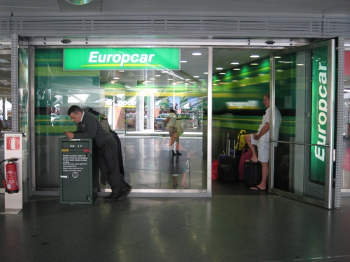 Madrid Atocha Railway Station - Europcar car hire: Madrid Atocha Station car hire